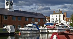 Stourport Marina